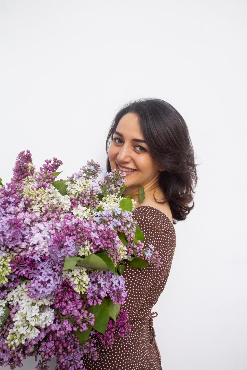 О цветочной мастерской Li.lar